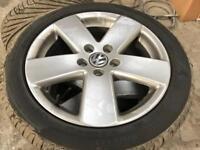 VW Audi Seat R-Line Sport Alloys 5x112