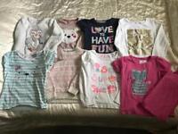 Large girls clothing bundle 6-7yrs