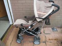 Zooper baby stroller for sale