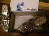 Lunar collection boxed sandels