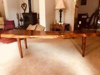Solid Wooden Table Reynolds of Ludlow