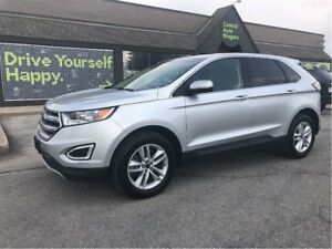 2017 Ford Edge SEL - AWD / V6 / BACK UP CAMERA  / BLUETOOTH