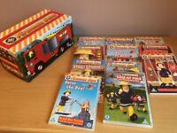 Fireman Sam DVD Box Set