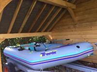 Zodiac Bombard Tropik inflatable dinghy