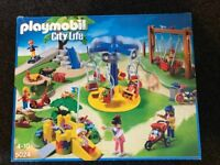 Play Mobil 5024 city life play park
