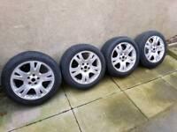 Range rover sport alloy wheels