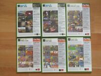 Play more OFFICIAL XBOX MAGAZINE DISC issues - 29,31,52, 53,55 ,56