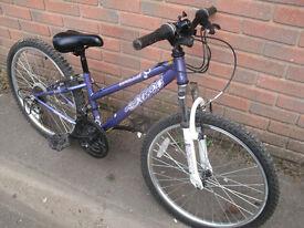 Apollo XC24 Girls Mountain Bike