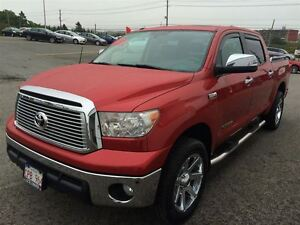2011 Toyota Tundra Limited 5.7L V8, LEATHER, ROOF, USB, HEATED S
