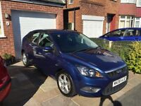 Ford Focus Zetec 1.6 Petrol, Low Millage, Clean, Reliable, Recent Aircon Recharge Heated Windscreen