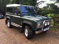 LAND ROVER DEFENDER 90 County 300 TDI