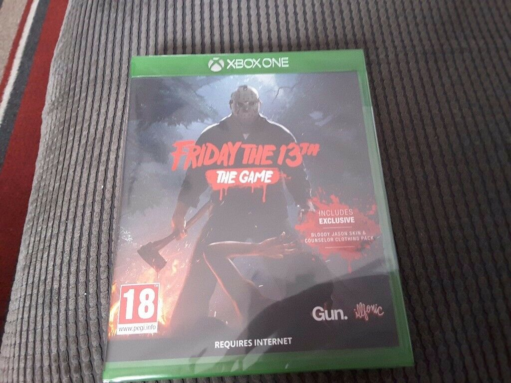 Xbox one friday the 13th game
