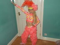 Girls U10 Starter Dance Costume