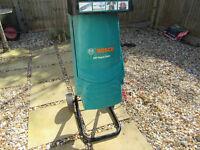Bosch Rapid Electric Garden Shredder