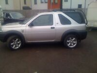 Sell or Swap Freelander 1.8GS 3 Door Soft top