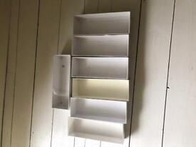 "12"" figure display boxes"