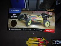 RC LOSSI 8IGHT-E ELECTRIC CAR NITRO RADIO CONTROLLED 4WD RTR URGENT SALE RC LIPO