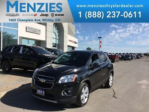 2013 Chevrolet Trax LTZ, AWD, Bluetooth, Sunroof, Clean Carproof