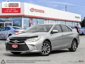 2015 Toyota Camry XLE Toyota Certified, One Owner, No Acciden...