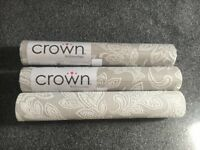 3 Crown Wallpaper For Sale