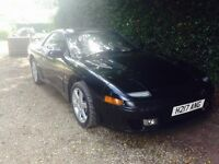 Mitsubishi GTO petrol manual V6 jap import black