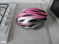 BIKE HELMET CANYON COUGAR PERFECT CONDITION!!