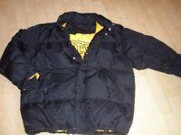 Men's JCB puffa jacket, XL