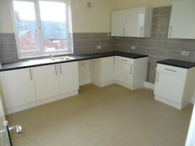 STUNNING 2 BED TOP FLOOR APARTMENT TO RENT IN SOUTH SHIELDS. LOW MOVE IN COSTS.