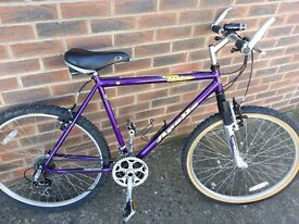 """GENTS BIKE APOLLO 21"""" FRAME. FULLY SERVICED"""