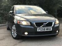 VOLVO S40 2.0 DIESEL MANUAL ** LIMITED WOOD INTERIOR TRIM **