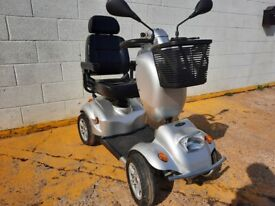 Landranger Deluxe ALL TERRAIN Mobility Scooter 8 MPH ** i can deliver **