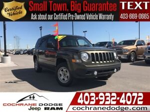 2015 Jeep Patriot North 4X4 and Automatic Transmission- MUST SEE