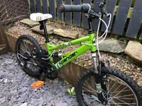 Boys Apollo Xpander bike (20 inch wheels)