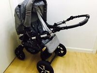 Baby Merc 2 in 1 travel system