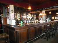 Experienced Pub Kitchen Staff Required in Newhaven North Edinburgh Area.