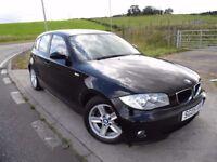 BMW 1 SERIES 2.0 118D SPORT 5d 121 BHP 6 Month RAC Parts & Labour Warranty