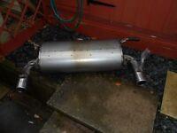 mazda mx5 rear exhaust box