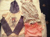 5/6 yr old girls clothng