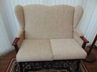 Retro Parker Knoll 3 piece suite.