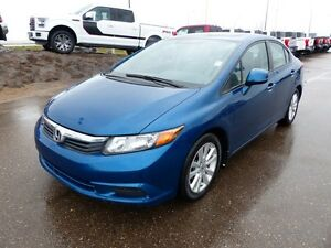2012 Honda Civic Sdn EX-L, Navigation, Leather, Moon Roof