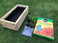 Grown your own herb garden kit