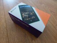 Microsoft Lumia 435 SIM Free - Brand New in box, never used