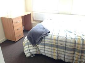 *** ALL Inclusive of Bills - Ensuite rooms TO LET in BD1 - New & Modern - Close to City Centre