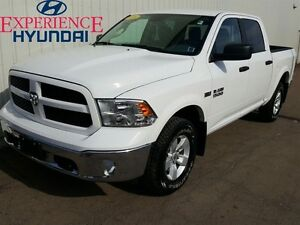 2016 Ram 1500 SLT WICKED SLT 4X4 CREW CAB V8 WITH LOW KMs AND FA