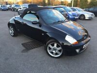 2005 FORD STREET KA CONVERTIBLE 1.6 LUXURY