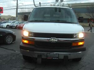 2009 Chevrolet Express 3500 With Generator London Ontario image 6