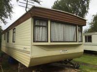 No longer for Sale 28ft Static Caravan for Sale 6 Birth Atlas Panache 1994 In Country Park in MK