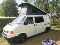 VW T4 Camper Van 2.5tdi Fully Converted Pop Top Excellent Condition
