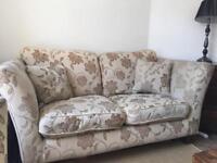 Sofa - Ashley Manor Cameron sofa & 2 Armchairs