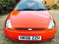 Ford ka(low millages)